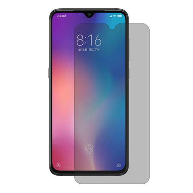 AMZER 9H 2.5D Privacy Anti-glare Tempered Glass Film for Xiaomi Mi 9 - fommystore