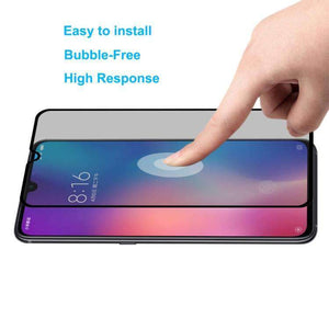 AMZER 9H 2.5D Privacy Anti-glare Full Screen Tempered Glass Film for Xiaomi Mi 9 - fommystore