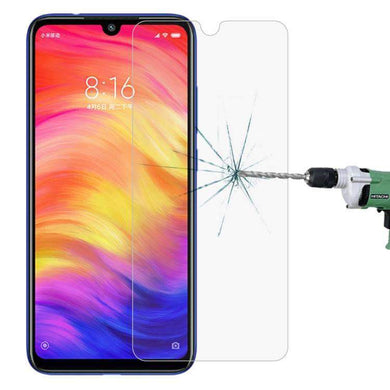 AMZER 9H 2.5D Tempered Glass Film for Xiaomi Redmi Note 7 - Clear - fommystore
