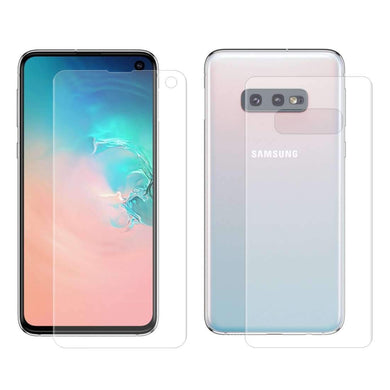 AMZER ShatterProof Full Body Coverage Screen Protector for Samsung Galaxy S10e - fommystore