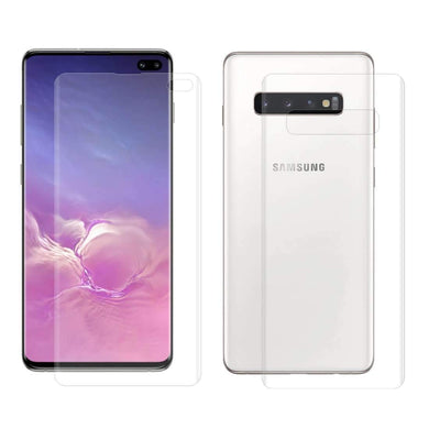 AMZER ShatterProof Full Body Coverage Screen Protector for Samsung Galaxy S10+ - fommystore