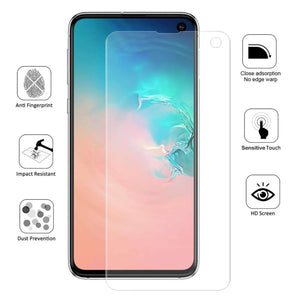 AMZER ShatterProof Full Screen Coverage Screen Protector for Samsung Galaxy S10e - fommystore