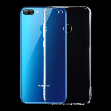AMZER Ultra thin TPU Soft Gel Protective Case for Huawei Honor 9N - Clear - fommystore