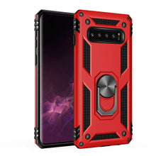 Load image into Gallery viewer, AMZER Sainik Case With 360° Magnetic Ring Holder for Samsung Galaxy S10 Plus