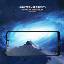 Load image into Gallery viewer, AMZER 9H 2.5D Tempered Glass Screen Protector for Huawei P20 Lite / Huawei Nova 3e - Black - fommystore