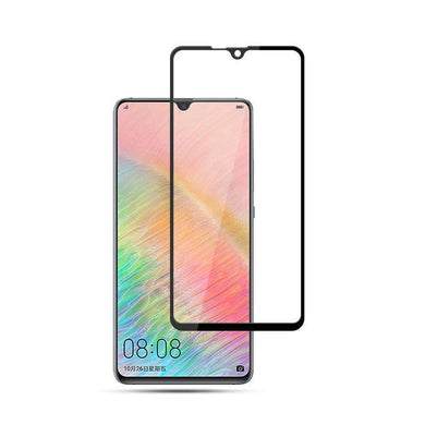 AMZER 9H 2.5D Tempered Glass Screen Protector for Huawei Mate 20X - Black - fommystore