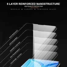 Load image into Gallery viewer, AMZER 9H 3D Full Screen Film Screen Protector for Samsung Galaxy S10 (Support Fingerprint Unlock) - fommystore