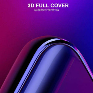 AMZER 9H 3D Full Screen Film Screen Protector for Samsung Galaxy S10 (Support Fingerprint Unlock) - fommystore