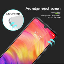 Load image into Gallery viewer, AMZER 9H 2.5D Tempered Glass Screen Protector for Xiaomi Mi 9 - Black - fommystore