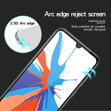 Load image into Gallery viewer, AMZER 9H 2.5D Tempered Glass Screen Protector for Huawei Y7 2019 - Black - fommystore