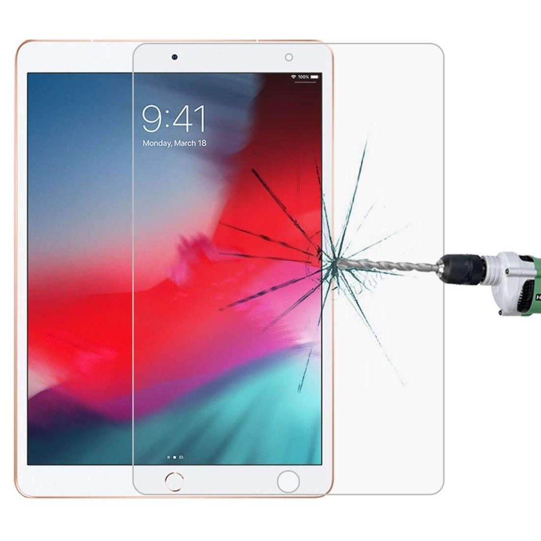 AMZER 9H 2.5D Tempered Glass Screen Protector for Apple iPad Air 2019 - Clear - fommystore