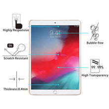 Load image into Gallery viewer, AMZER 9H 2.5D Tempered Glass Screen Protector for Apple iPad Air 2019 - Clear - fommystore