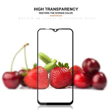 Load image into Gallery viewer, AMZER 9H Curved 2.5D Edge2edge Tempered Glass for Samsung Galaxy M20 - Black - fommystore