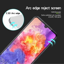 Load image into Gallery viewer, AMZER 9H 2.5D Tempered Glass Screen Protector for Huawei Mate 20 X - Black - fommystore