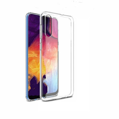AMZER Ultra Slim Clear TPU Soft Protective Case for Samsung Galaxy A70
