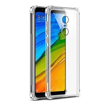 AMZER Ultra Slim TPU ShockProof Bumper Case for Xiaomi Redmi 5 Plus