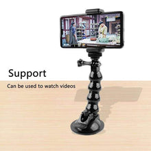 Load image into Gallery viewer, AMZER Suction Cup Jaws Flex Clamp Mount for DJI Osmo Action, GoPro NEW HERO / HERO 7 / 6 / 5 / 4