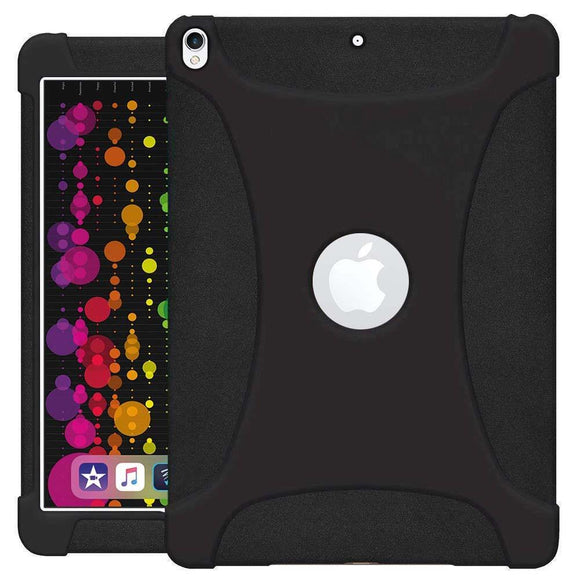 Shockproof Rugged Silicone Skin Jelly Case | Apple iPad cases| Amzer