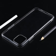 Load image into Gallery viewer, AMZER Slim Transparent Hard Case for iPhone 11 Pro Max - fommystore