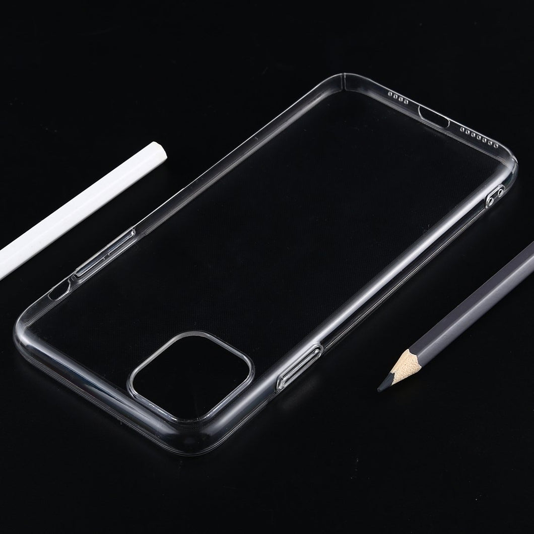AMZER Slim Transparent Hard Case for iPhone 11 Pro Max - fommystore
