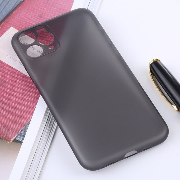 AMZER Ultra Thin 1MM Frosted PP Case With Exact Cutouts for iPhone 11 Pro Max - fommystore