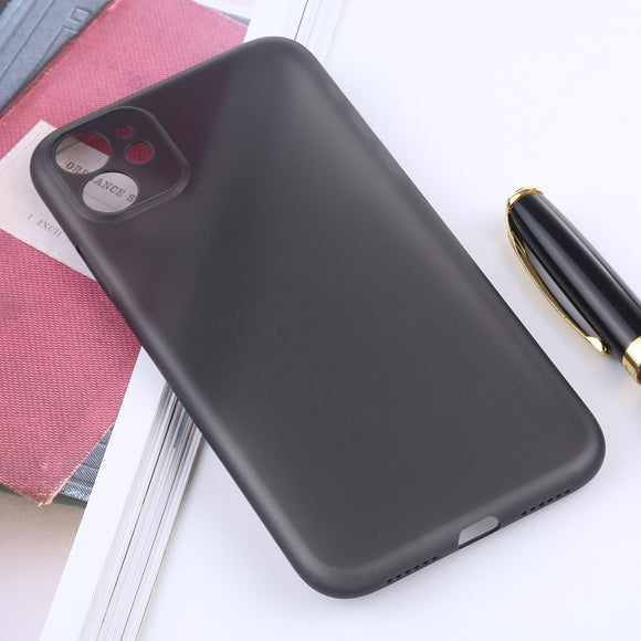 AMZER Ultra Thin 1MM Frosted PP With Exact Cutouts Case for iPhone 11 - fommystore