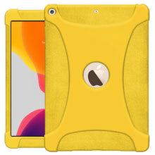Load image into Gallery viewer, AMZER Shockproof Rugged Silicone Skin Jelly Case for Apple iPad 10.2/ iPad 8th Generation 10.2 inch