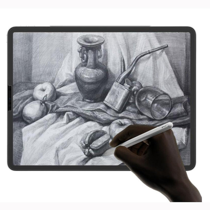 AMZER 3H Anti-glare PET Handwriting Screen Protector for Apple iPad Pro 12.9 Inch 2018 - fommystore