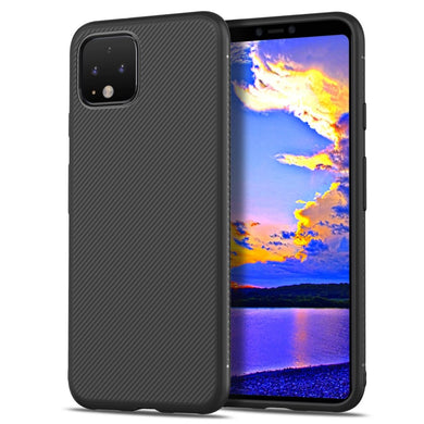 AMZER Line Texture TPU Case for Google Pixel 4