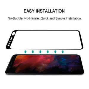 AMZER Kristal Edge2Edge Tempered Glass Screen Protector for Google Pixel 4