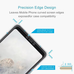 AMZER 9H 2.5D Tempered Glass Screen Protector for Google Pixel 4