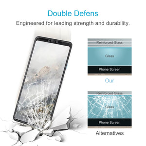 AMZER 9H 2.5D Tempered Glass Screen Protector for Google Pixel 4XL