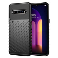 Load image into Gallery viewer, AMZER Rugged Armor ShockProof TPU for LG V60 ThinQ