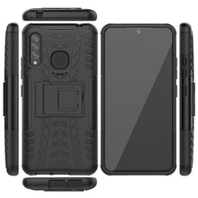 Load image into Gallery viewer, AMZER Hybrid Warrior Kickstand Case for Samsung Galaxy A70e