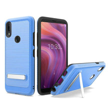 Load image into Gallery viewer, AMZER Hybrid Protector Case With Magnetic Stand for Alcatel 3V (2019)