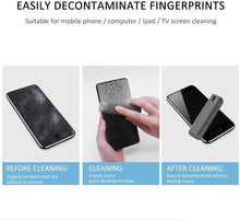Load image into Gallery viewer, AMZER ALL-IN-ONE Screen Cleaner Microfiber Sponge For Smartphone & Tablet Random Color