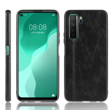 Load image into Gallery viewer, AMZER  Shockproof Sewing Pattern Skin Case for Huawei Nova 7 SE -  Black