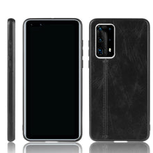 Load image into Gallery viewer, AMZER  Shockproof Sewing Pattern Skin Case for Huawei P40 Pro Plus -  Black