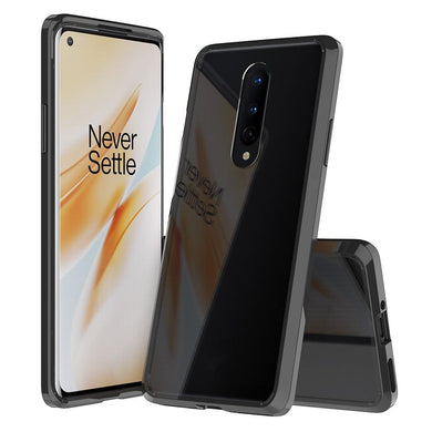 AMZER SlimGrip Hybrid Case for OnePlus 8 - Black