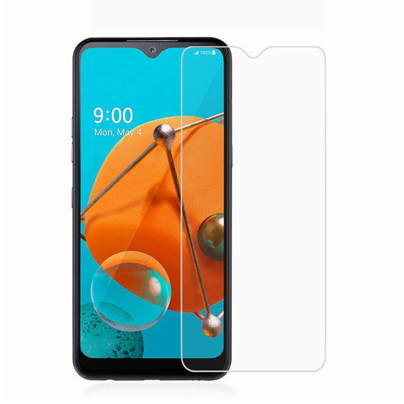 AMZER 9H 2.5D Tempered Glass Screen Protector for LG K51