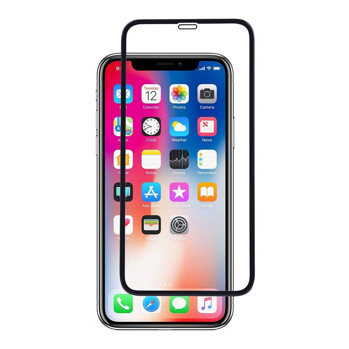 AMZER Kristal Tempered Glass HD Edge2Edge Protector for iPhone X