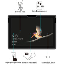 Load image into Gallery viewer, AMZER  2 PCS 9H 2.5D Explosion-proof Tempered Glass Film for Microsoft Surface Go 2 - Clear