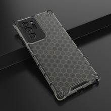 Load image into Gallery viewer, AMZER Honeycomb SlimGrip Hybrid Bumper Case for Samsung Galaxy Note20 Ultra  - Black