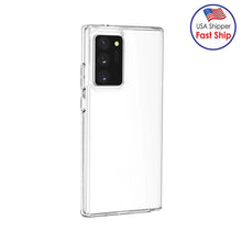 Load image into Gallery viewer, AMZER Shockproof Slim Fit Soft TPU Case for Samsung Galaxy Note20 Ultra
