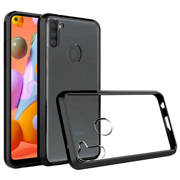 AMZER SlimGrip Bumper Hybrid Case for Samsung Galaxy A11