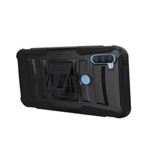 Load image into Gallery viewer, AMZER Hybrid Kickstand Case With Holster for Samsung Galaxy A11