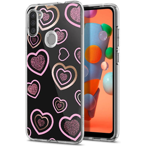 AMZER Soft Designer TPU Case for Samsung Galaxy A11
