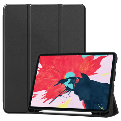 AMZER Flip Case for Apple iPad Pro 11 Inch 2020 PU Leather Case With Multi Angle Holder, Sleep/ Wake Function