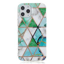 Load image into Gallery viewer, AMZER Marble Design Soft TPU Protective Case for iPhone 12 Pro Max