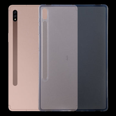 AMZER Shockproof Transparent TPU Protective Case for Samsung Galaxy Tab S7 Plus